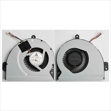 ASUS X44H X44LY A53 K43SD K43SV K53SD K53SM Laptop CPU Cooling Fan