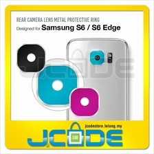 Rear Camera Lens Metal Protective Ring for Samsung Galaxy S6 / S6 Edge