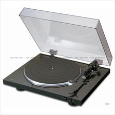 DENON DP-300F Black Fully Automatic Turntable Built-in Phono