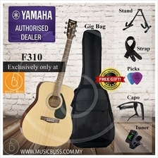 Yamaha F310 F-310 F 310 Music Bliss Acoustic Guitar Package