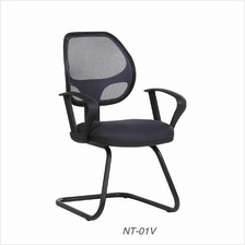 Office Visitor Netting Mesh Chair NT01V school hotel furniture setting