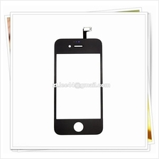 2 Color Front Glass Touch Screen Digitizer Replacement For iPhone 4