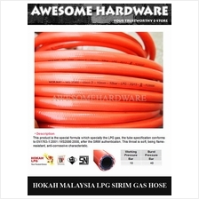 HOKAH LPG SIRIM GAS HOSE GAS TUBE GAS PIPE FIRE PROOF SAFETY