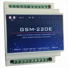 GSM Electric Fence Controller And Monitoring System