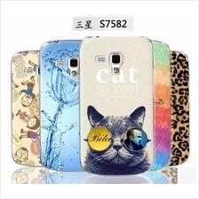 Graphic Back Cover for Samsung Galaxy Trend Plus S7580