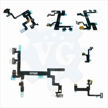 iPhone 4 4S 5 5S 6 6S Plus Power Button On Off Switch Flex Cable