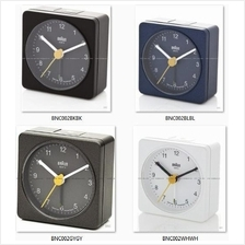 BRAUN BNC002 Classic Easy Reader Travel Alarm Clock *Variants