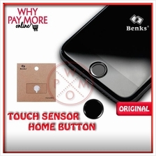 BENKS Apple iPhone 5S 6 6s 6Plus Touch Sensor Home Button Protector
