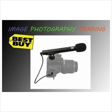 JJC SGM-185 DSLR/Video Microphone For Canon And Nikon Camera Camcorder