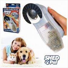 Shed Pal Auto Pet Vacuums Grooming Hair Dog & Cat body hair removal