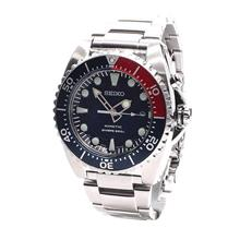 SEIKO SKA369P1 SKA369 KINETIC DIVERS 200M BLUE DIAL MENS WATCH