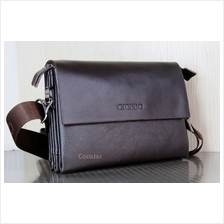 Offer ! Promotion ! Men Cowhide Leather Clutch and Sling bag