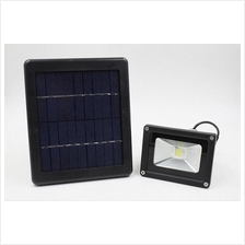 3W Outdoor Heavy Duty Solar Powered Home Garden LED Flood Light