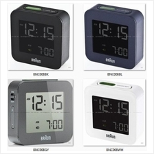 BRAUN BNC008 Digital Travel Alarm Clock / BNC008RC Radio Controlled