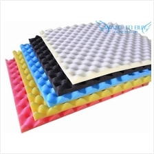 Acoustic Foam Panel Sponge Eggcrate Sound Absorber Soundproof