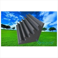Acoustic Foam Soundproofing Bass Trap flat convoluted sound proof ro