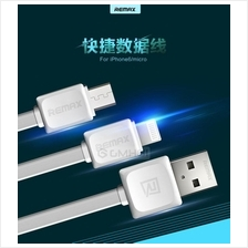 Remax FAST Apple Lightning Micro USB Data Sync Charging Cable 2A 1m