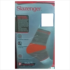Slazenger UK Profesional Ankle Support kaki(Import & HIGH QUALITY)