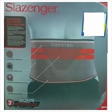 Slazenger UK Profesional Back Support Belt Waist Trimmer (Import )