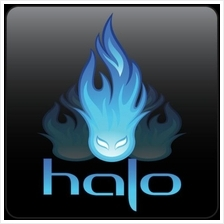 Halo American Made Premium E liquid E juice Mod - Halo