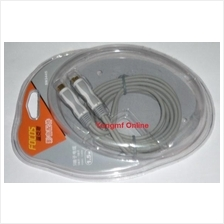 High Quality S-Video 4 Pin Male Cable - 1.5meter (CP-C-156-15)