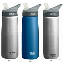 CAMELBAK eddy SS Insulated Bottle 0.5L - SS 0.7L - Spill-free BPA-free