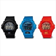 CASIO GB-X6900B G-SHOCK bluetooth smartphone music control large resin