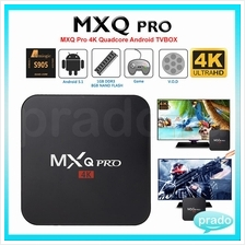 MXQ Pro 4K Quadcore Android Smart TV Box TVBOX CS918 M8S MIBOX MYIPTV