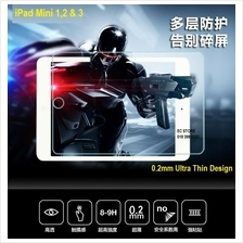 Apple iPad Mini Air 2 3 4 Pro Tempered Glass Rounded Screen Protector