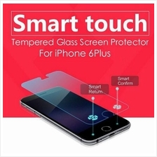 APPLE IPHONE 6 6S 6 PLUS SMART TOUCH Tempered Glass Screen Protector