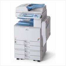 Rental Copier Machine Ricoh COlOR MPC2500 A3 4in1 Copy,Print,Fax,Scan