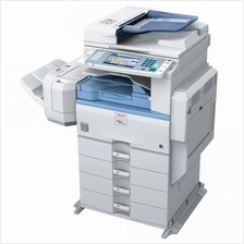 Rental Copier Machine RICOH COLOR MPC3300 A3 4in1 Print,Copy,Fax,Scan