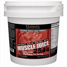 Ultimate Muscle Juice Mass Gainer Protein 13lbs (susu gym+AMINO)