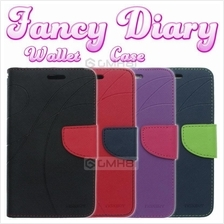Samsung Galaxy Young 2 G130H Fancy Diary Wallet Flip Cover Book Case