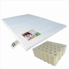 Bumble Bee Latex Baby Mattress  – 28 x 41 x 1in (Ready Stock)