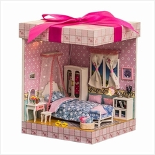 Passion Honey Apartment with Light/Anti-dust cover DIY Miniature