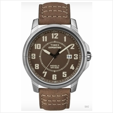 TIMEX T49891 (M) Expedition Metal Field leather strap brown