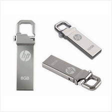 8Gb 16GB 32GB HP USB Flash Drive V250W PENDRIVE Disk Metal CLIP