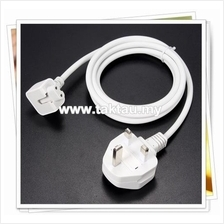 Apple MacBook Charger Extension Cable Cord  UK Plug ( for All macbook)