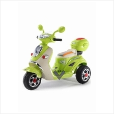 [VErn] Electric Scooter Motorcycle Tricycle Ride on To... - 9004TC