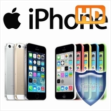 Apple iPhone 5S 5C 4S 4 4G 3GS 2G Heavy Duty Screen Protector Guard