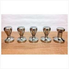 Full Solid Stainless Steel Handle Coffee Tamper 49/51/53/57.5/58mm