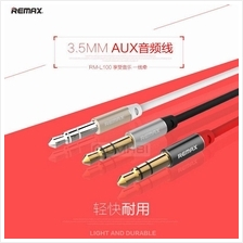 REMAX Universal AUX 1m 3.5mm Male-Male Auxiliary Audio Stereo Cable