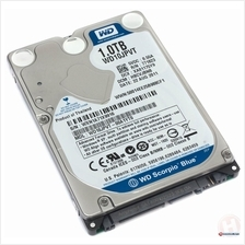 Western Digital Blue 500GB 1TB 2.5' SATA Laptop Notebook Hard Disk HDD