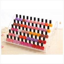 Nail Polish Counter Display Nail Polish Storage Rack Acrylic Organizer