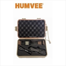 HUMVEE Military Recon Mission Combo Kit (Watch, Knife, LED flashlight)