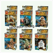 Lego Compatible LELE 79025 Starwars  Series