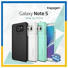 Original Spigen SGP Samsung Galaxy Note 5 Thin Fit Hard Case Cover