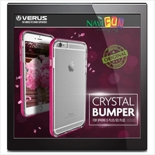 ★ [CLEARANCE] VERUS Crystal Bumper case for Apple iPhone 6s Plus