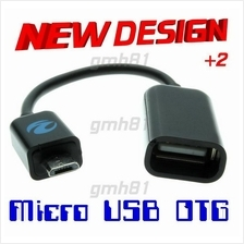 Micro USB OTG Host Cable Samsung Sony HTC Xiaomi LG Oppo Huawei Nokia